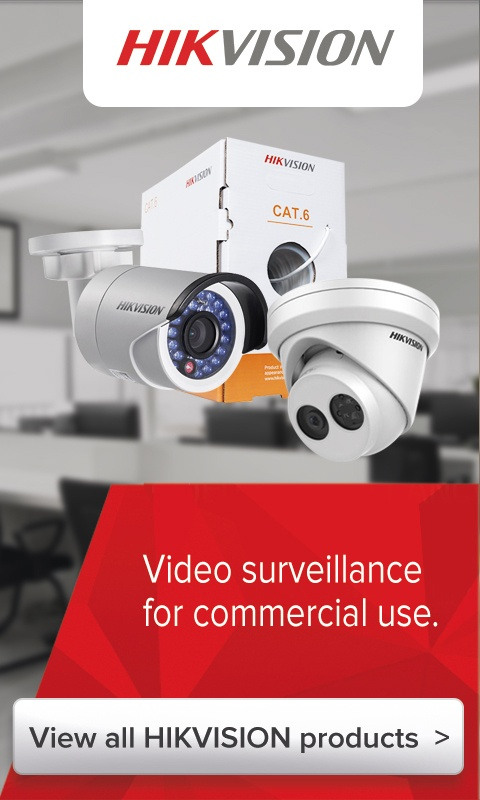 View all Hikvision Products