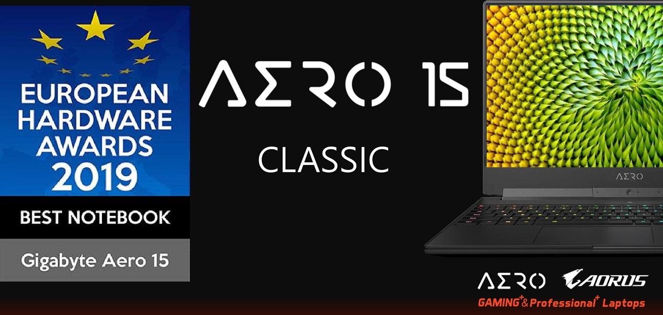 Buy the Gigabyte Aero 15-YA Classic RTX 2080 Laptop 15 6