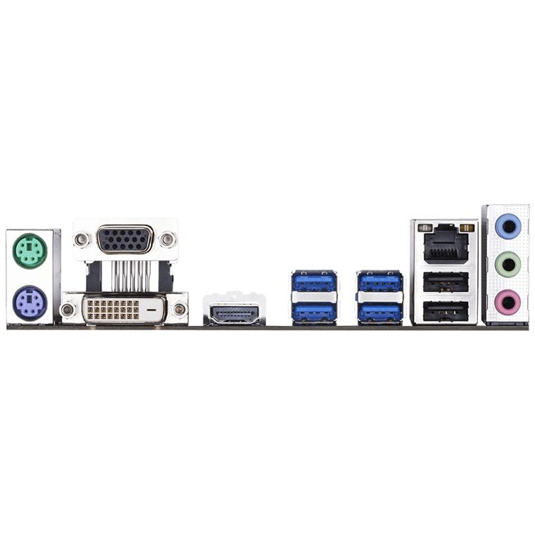 Buy the Gigabyte GA-B450M-S2H mATX Motherboard, AMD B450 Chipset, For  AMD    ( GA-B450M-S2H ) online