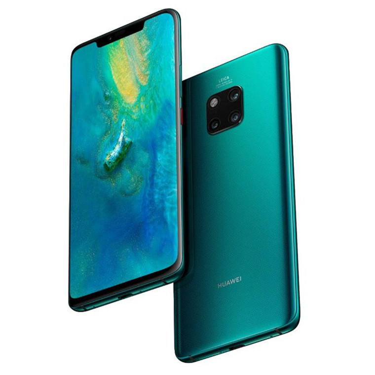 c338a93b9f714f Huawei Mate 20 Pro Dual SIM Smartphone 6GB+128GB - Green - Bonus Huawei  Fast Wireless Charger (worth $79)!