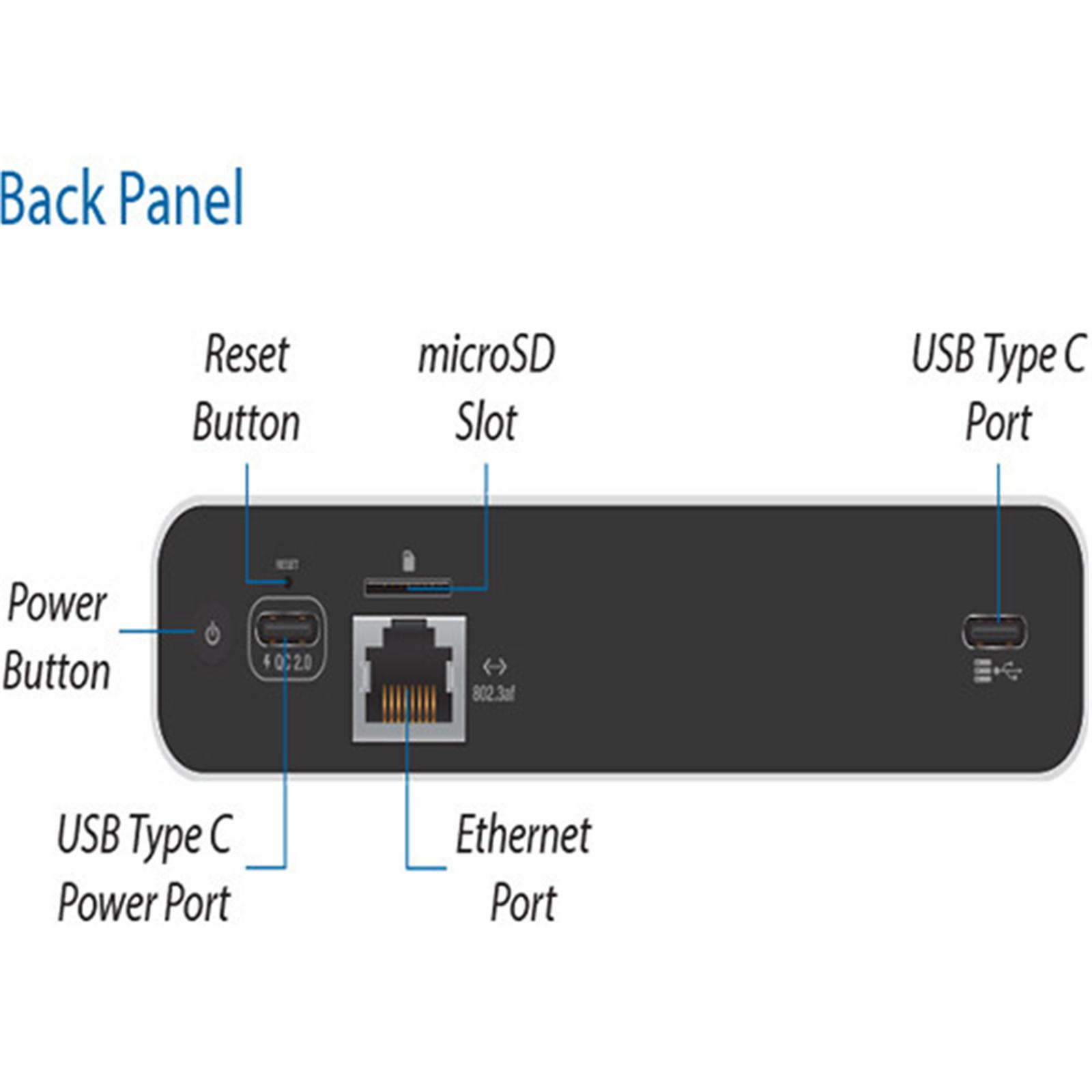 Buy the Ubiquiti UniFi UCK-G2-PLUS Cloud Key Gen2 PLUS ( UCK-G2-PLUS )  online