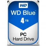 "WD 4TB Blue Edition 3.5"" SATA3 Internal HDD 5400RPM 64M CACHE, for everyday computing,   2 Year Warranty"
