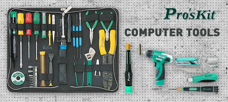 Pro'sKit Computer Tools - Great Value, Great Quality