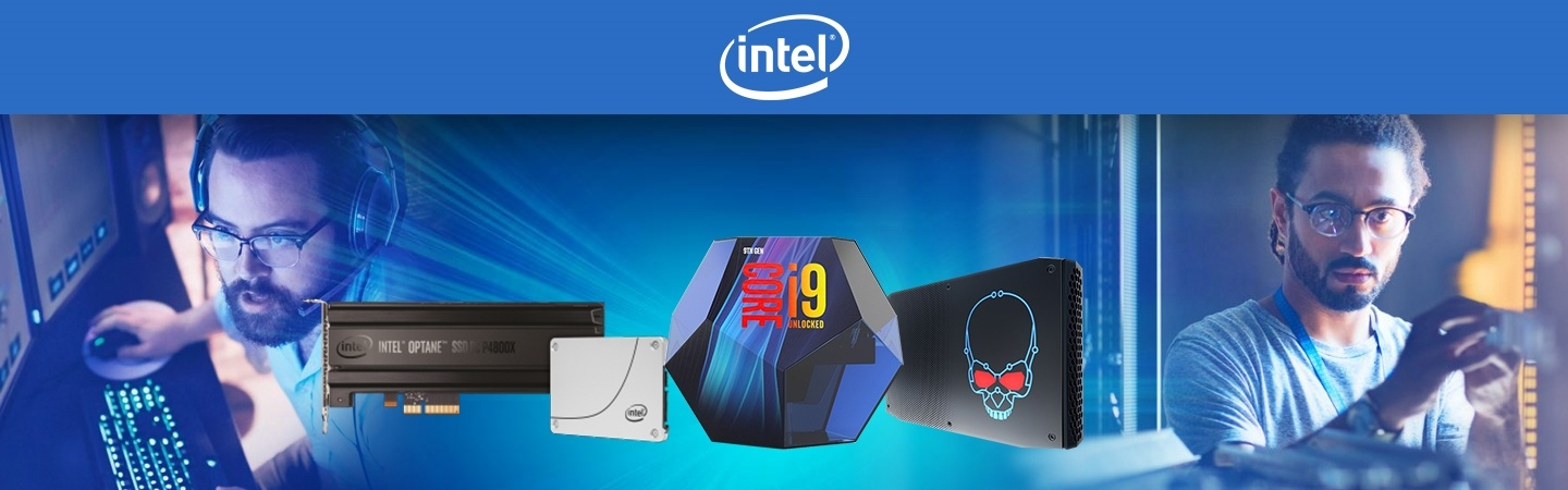 Shop Intel Products at PB Tech