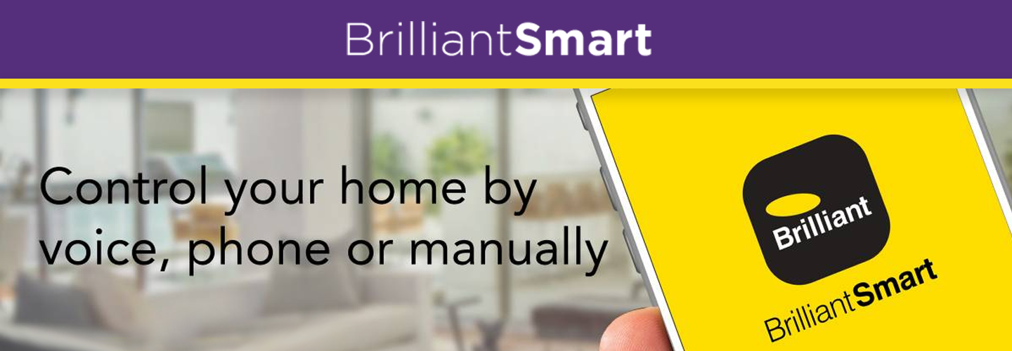 Image result for Brilliant smart home logo