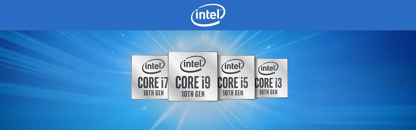Picture of Intel 10th Gen CPU at PB Tech