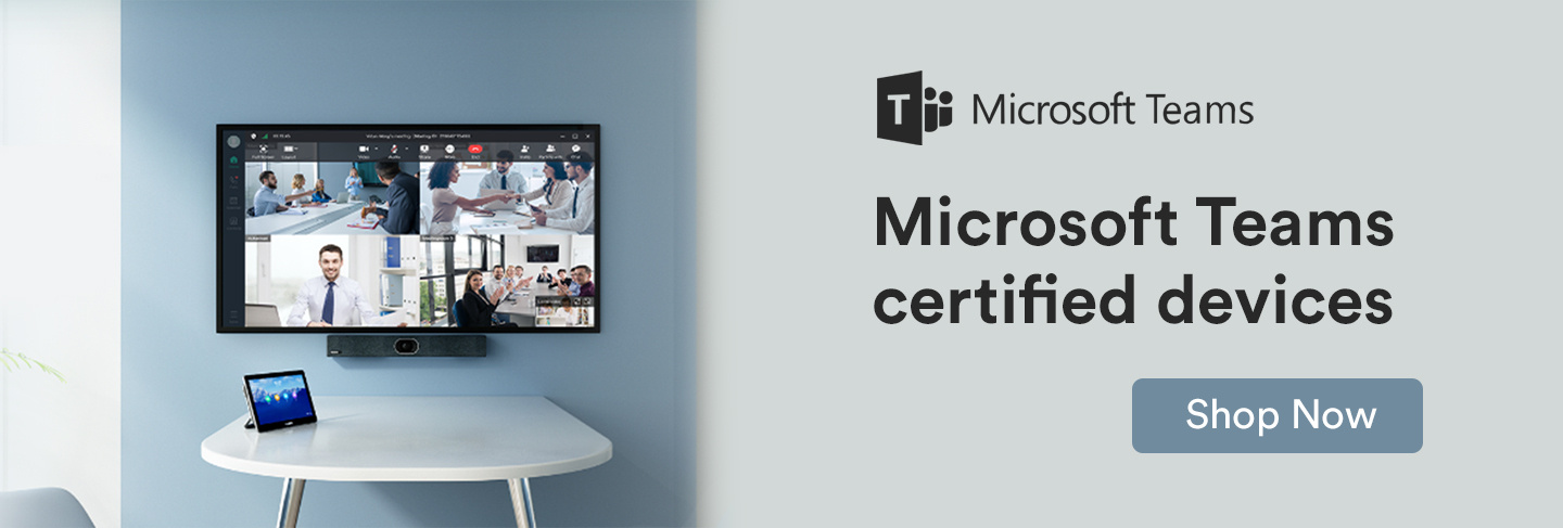 Yealink Microsoft Teams certified devices at PB Tech