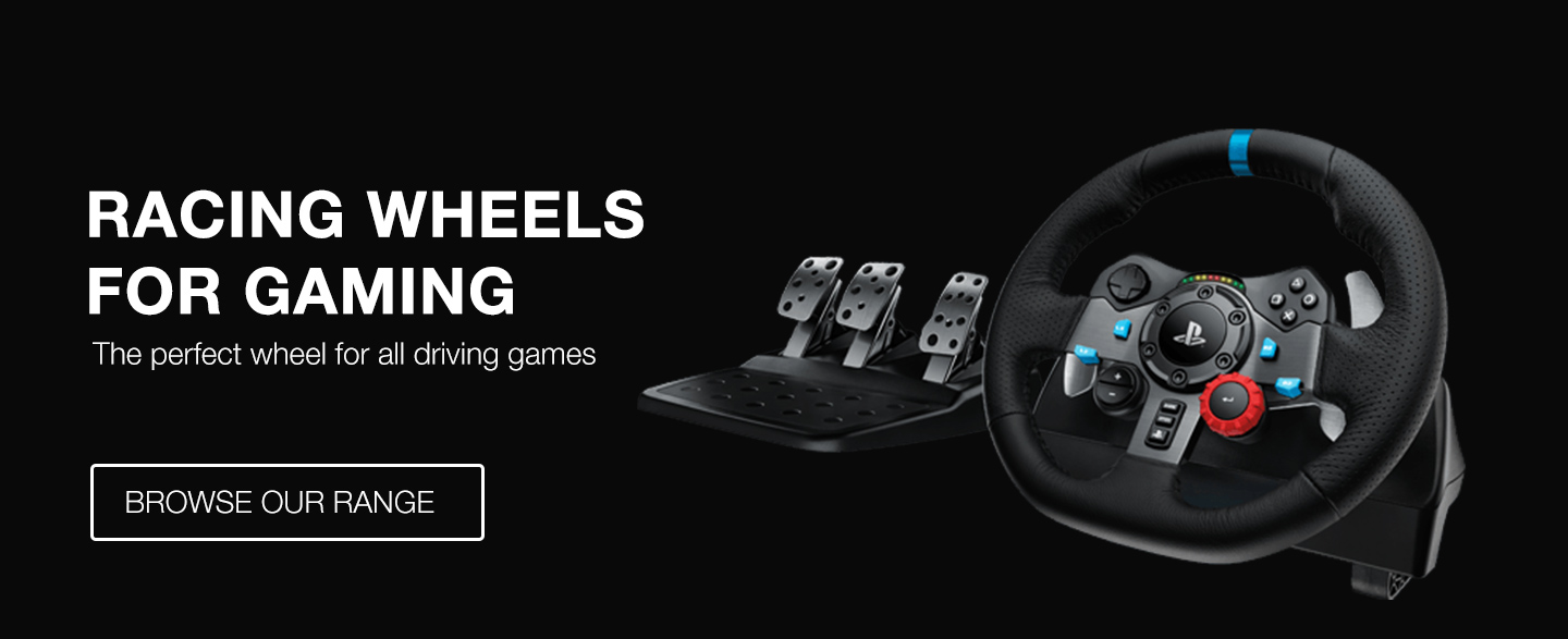 Racing Wheels for Gaming