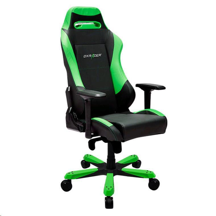 Magnificent Buy The Dxracer Iron Series Oh Is11 Ne Black Green Pvc Pdpeps Interior Chair Design Pdpepsorg
