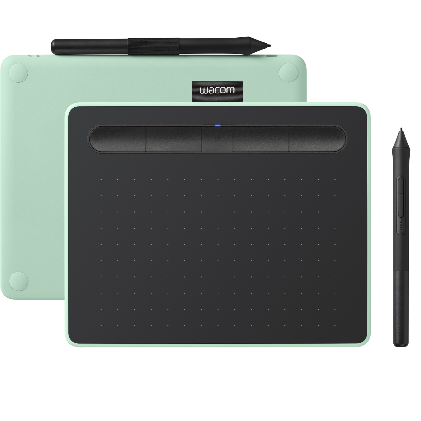 Buy the Wacom Intuos Small Bluetooth - Pistachio ( CTL-4100WL/E0-C