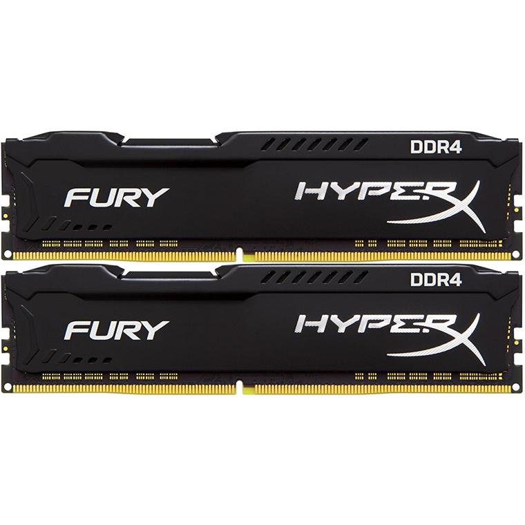 Buy the Kingston HyperX Fury 16GB RAM (2 x 8GB) DDR4-3200MHz