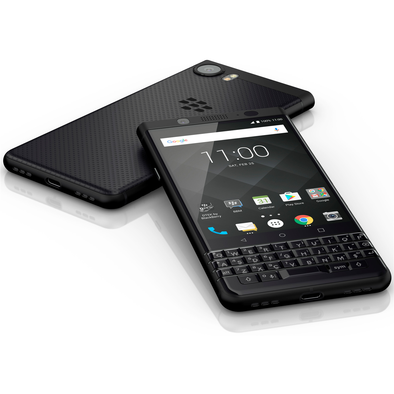 Blackberry New Phone 2020.Buy The Blackberry Remanufactured Keyone 64gb Black Edition